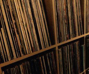 Vinyl elpee Music Minded